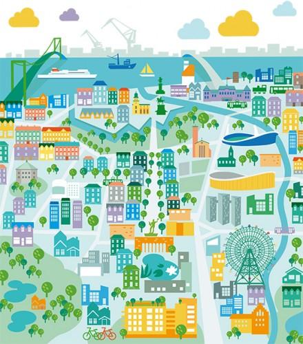 Almedals terrasser - Stadens smartaste