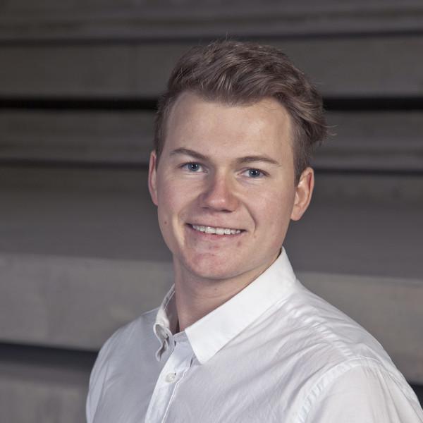 Jack Björnberg på UBAB