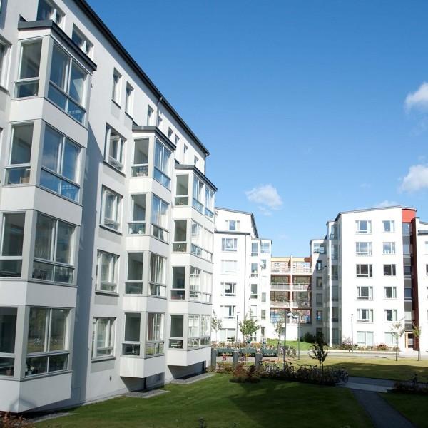 Kvarter Forsen i Hammarby, gård