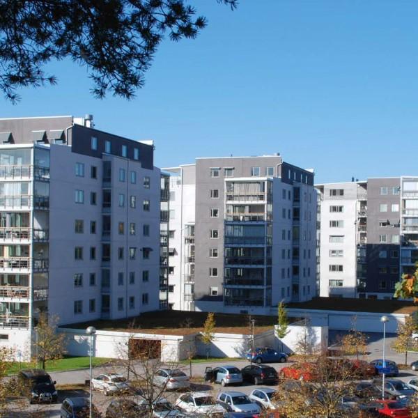 Kvarter Kamelian i Borås