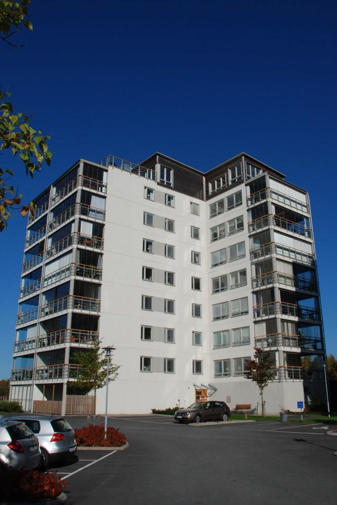 Kvarter Majbaggen i Borås