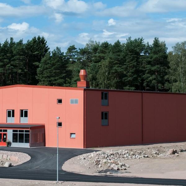 Rångedalahallen i Rångedala