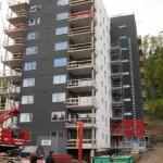 Bostadsrättsföreningen Njord 1, på Gräshagen i Jönköping