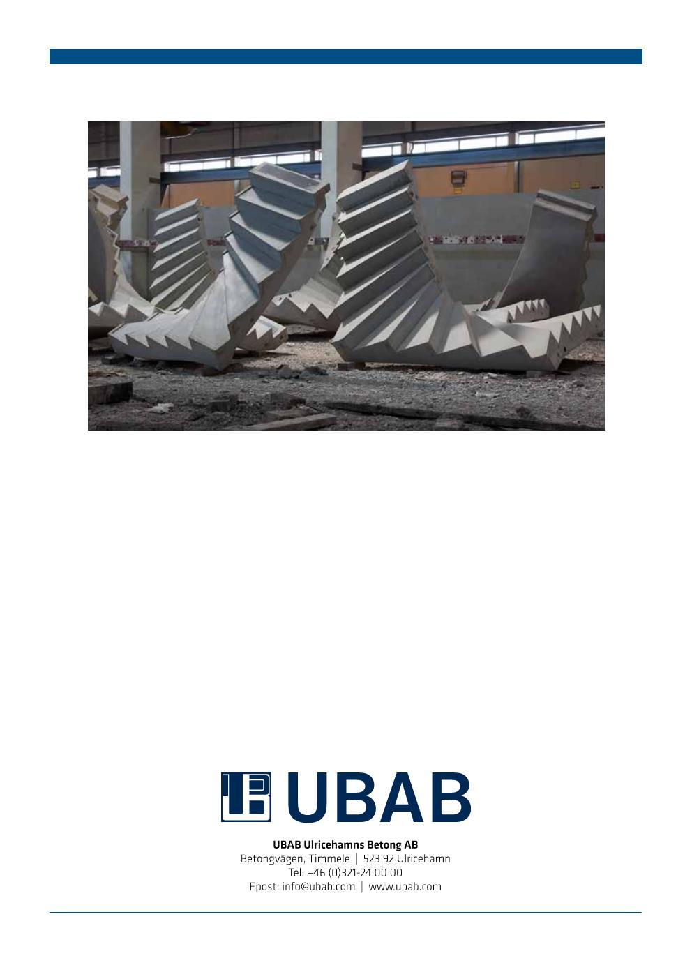 UBAB Hållbarhetsredovisning 2018_webres Sida 020