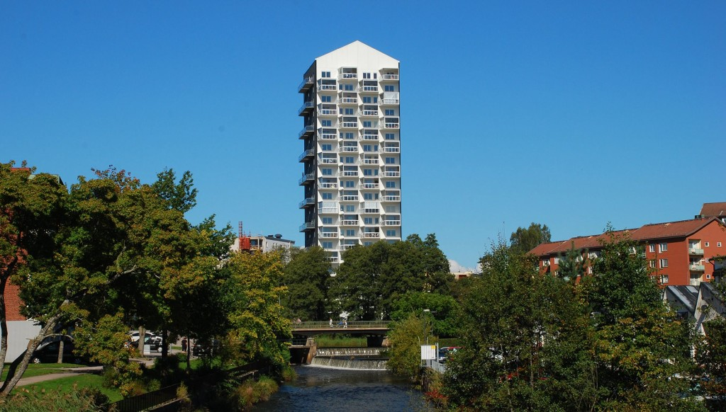 Nelikan 1 i Borås